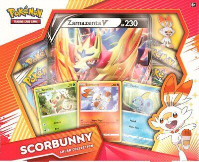 Pokemon Cards 3 Foils, 1 Oversize Foil, 4 Packs+ GROOKEY Galar Collection