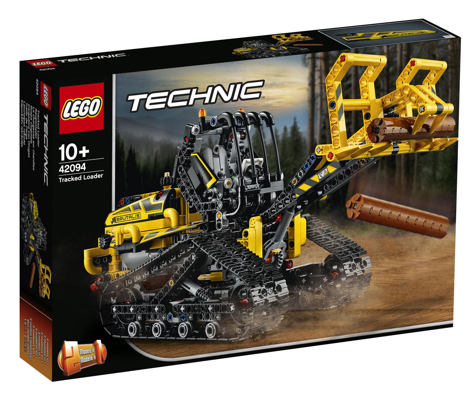 LEGO TECHNIC chenilles Loader Construction Set - 42094   mieux acheter
