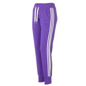 61ba12997ec3a3 Das Bild wird geladen adidas-Damen-Originals -Hose-Slim-Track-Pant-Trainingshose-
