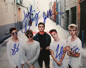 Why Don't We Band Signed Autographed 8x10 Photo reprint