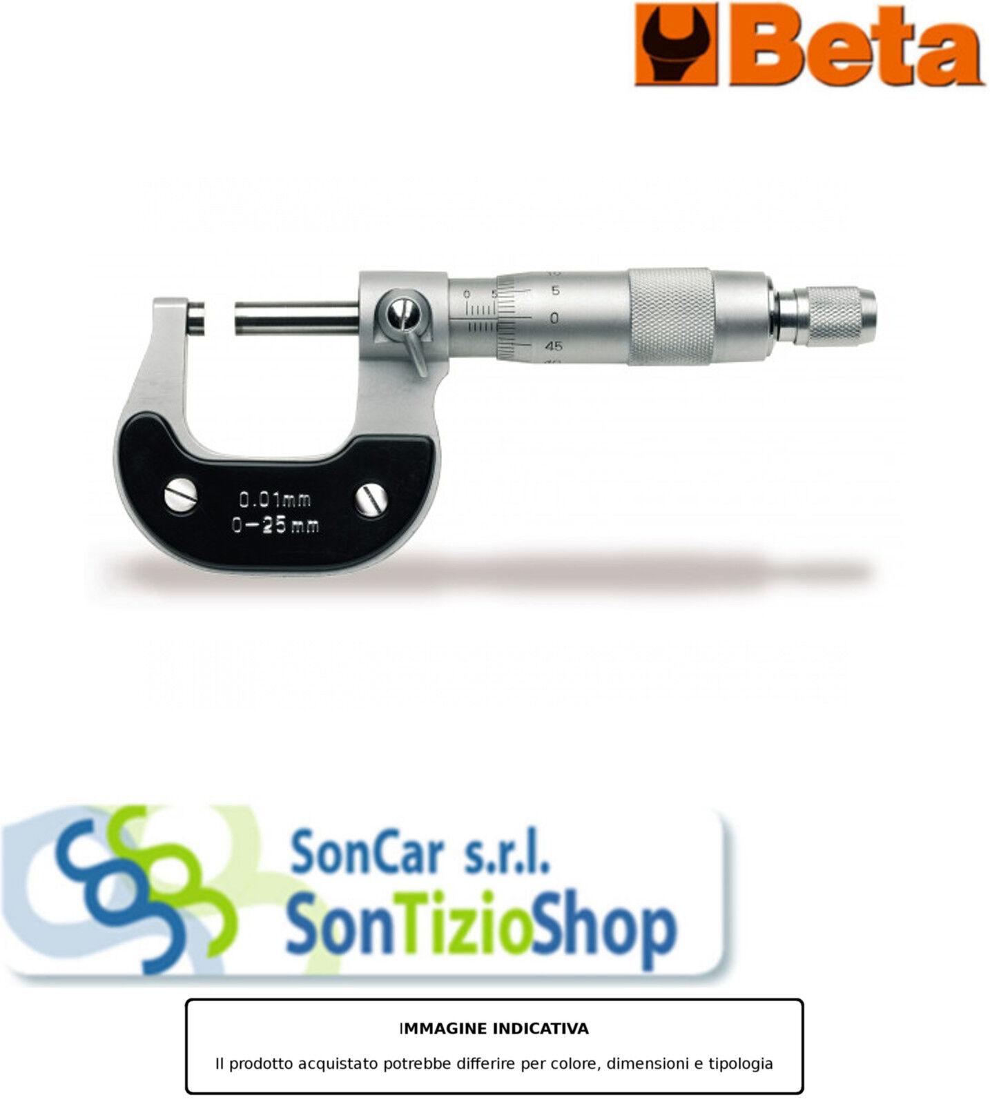 BETA 1658 /25 Artikel Original  Mikrometer Außen 1/100 /25