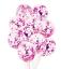 miniature 17 - Lot-de-12-confettis-ballons-latex-12-034-decorations-a-L-039-helium-Fete-D-039-anniversaire-Mariage