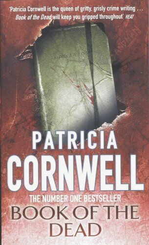 Book Of The Dead (Scarpetta Novels) By  Patricia Cornwell. 9780751540741