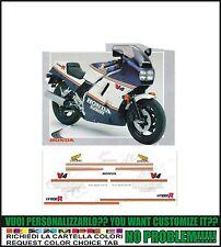 kit adesivi stickers compatibili vf 1000 r v4 super sport 1986 rothmans