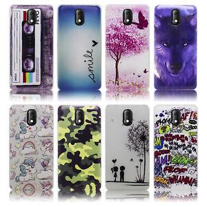 Wiko-Sunny-3-mini-Huelle-Silikon-Smartphone-Handy-Huelle-Schutz-Huelle-Case-Cover