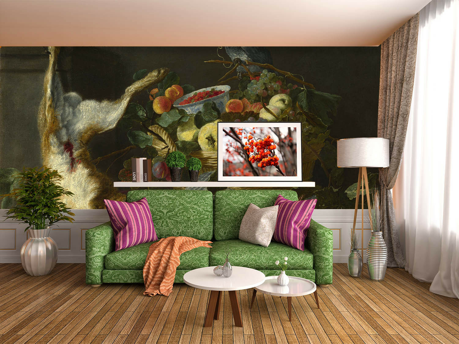 3D Fruits Animals 48 Wall Paper Wall Print Decal Wall Deco Indoor AJ Wall Paper
