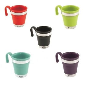 Caravanning Outwell Collaps Collapsible Mug for Camping