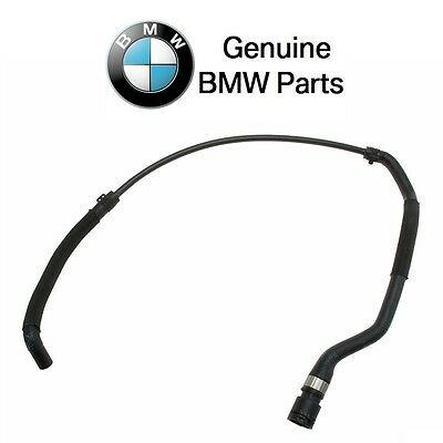 BMW E82 E88 E90 E92 E93 Upper Radiator Coolant Water Vent Hose To Expansion Tank