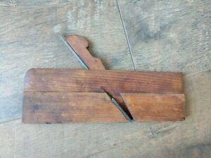 Antique-Vintage-Moulding-Wood-Plane-Woodworking-Hand-Tools