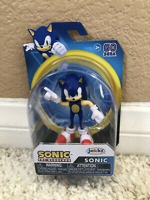 Sonic The Hedgehog Game Articulated Action Figure Ebay