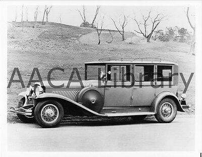 Factory Photo Ref. #39309 1930 Duesenberg J Rollston Limousine @ Central Park