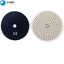 """4/"""" Diamond Polishing Sanding Pads Dry  Wet for Granite Terrazzo Glass Ceramics"""