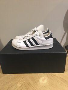 Superstar Originals 2y Chicos Adidas Talla Blanco Negro p5waA8PWqB