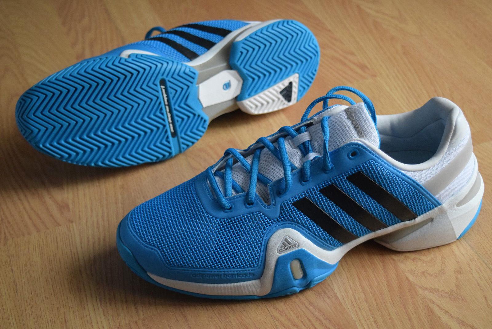 adidas Barricade 49 adipower 8 Clay 48 49 Barricade Tennis F32332 2015 Tennisschuhe b33c03