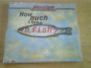 Scooter : How much is the fish ? * CD * 1990er * Dance Pop * Bots - Deutschland - Scooter : How much is the fish ? * CD * 1990er * Dance Pop * Bots - Deutschland