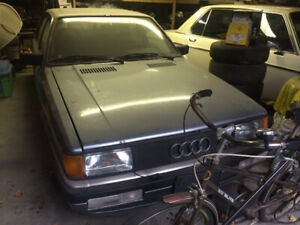 1986 Audi 4000S
