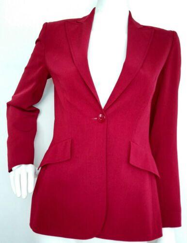 Jacket mint Once used 4 Burgundy Blazer Designer Joseph Size Svxw6czwEq