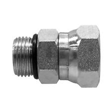 6900 08 08 Hydraulic Fitting 12 Male O Ring X 12 Female Npt Pipe Swivel