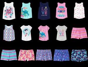 S 5-6 Gymboree Girls Seascape Ikat Shorts