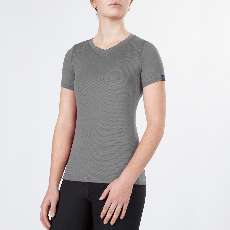 Irideon Dri-Lux IceFil Tee-Dove Grey-XL