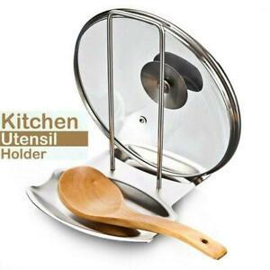 2in1-Stainless-Steel-Home-Kitchen-Utensil-Holder-Multi-function-Pot-Cover-Holder