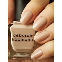 Deborah Lippmann Fashion Polish Lacquer - Full Size Neutral Taupe Creme