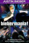 Biebermania [DVD] by Justin Bieber (DVD, May-2011, Xenon Records)