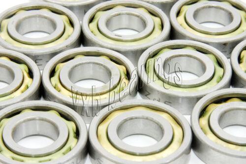 Lot 50 Ball Bearings Single Row Angular Contact /& Axial