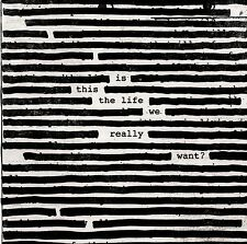 ROGER WATERS 'IS THIS THE LIFE WE REALLY WANT?' CD (2017)