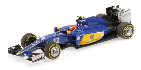 Propre f1 équipe Ferrari c34 Felipe Nasr 2015 1 43 Model MINICHAMPS