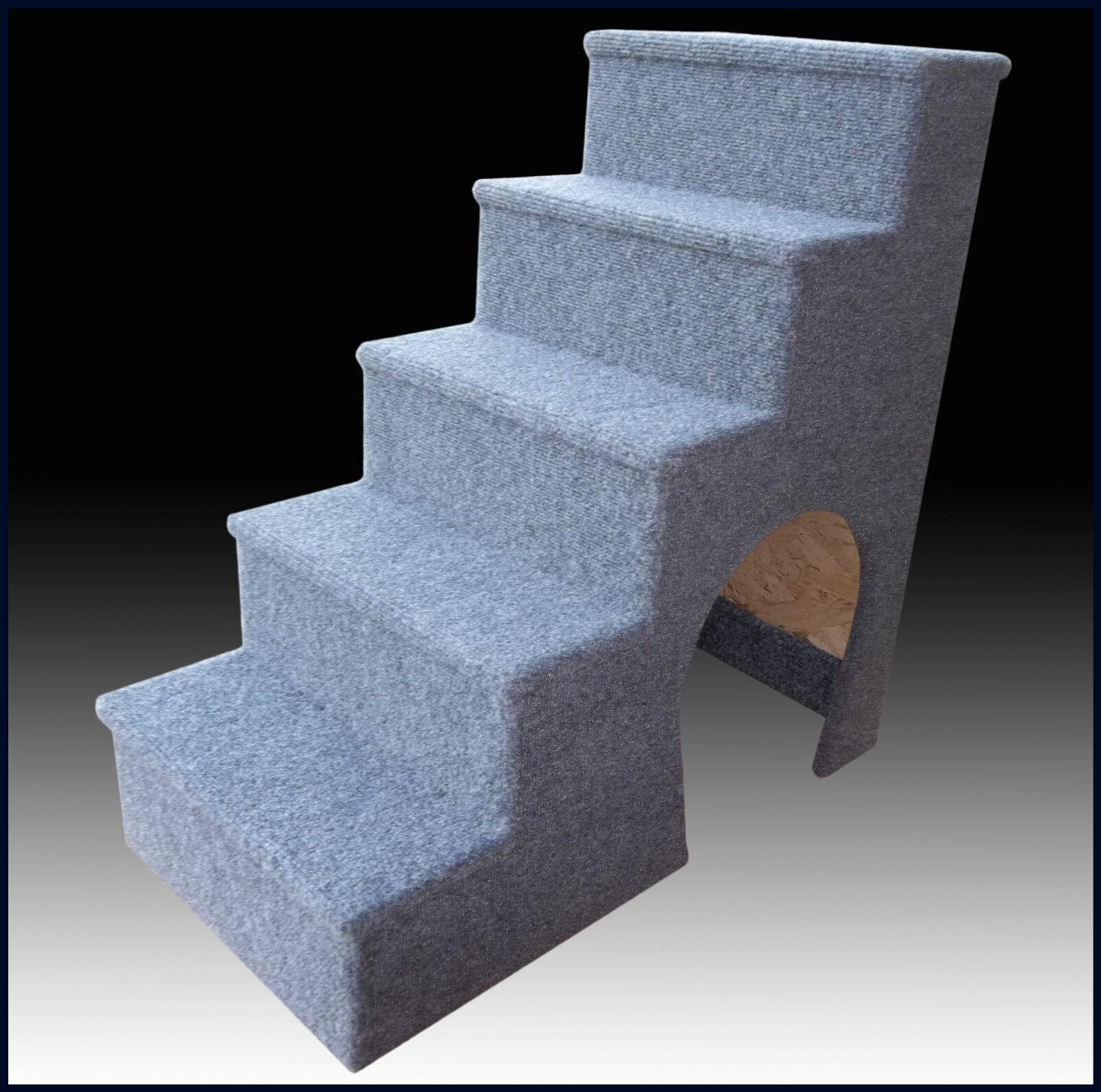 Five step for Dog or Cat. Pet Steps. Pet furniture.
