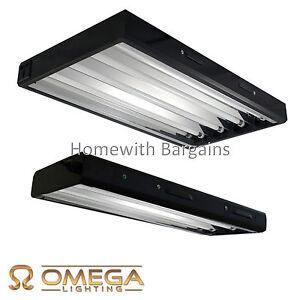 Omega-2-or-4-Tube-T5-Propagation-CFL-  sc 1 st  eBay & Omega 2 or 4 Tube T5 Propagation CFL Low Energy Grow Light tubes ... azcodes.com