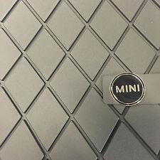 MINI F54 GENUINE FRONT RUBBER FLOOR MATS CLUBMAN NEW SHAPE 51472408522