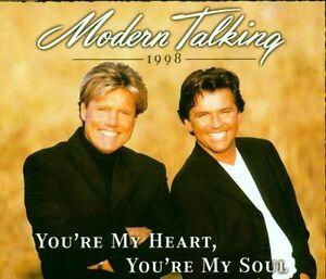 Modern-Talking-You-039-re-my-heart-you-039-re-my-soul-039-98-Maxi-CD