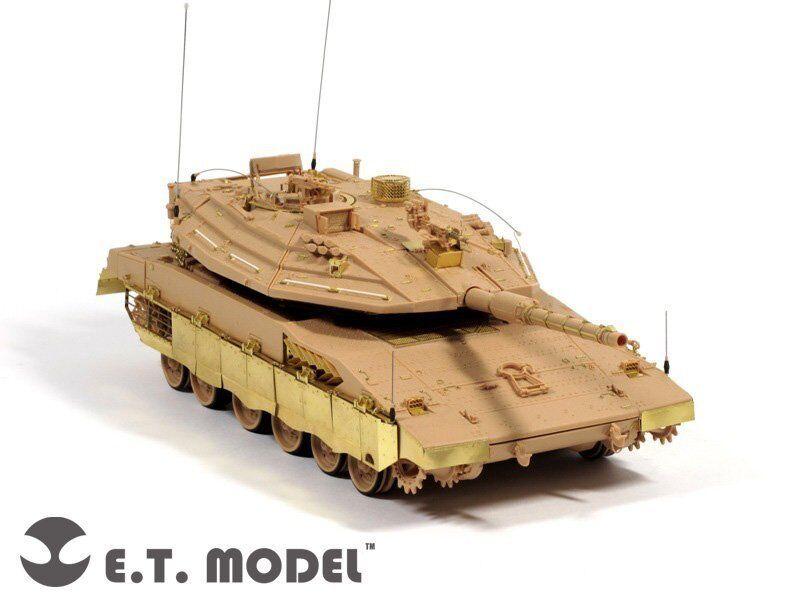 ET Model S35009 1 35 Merkava Mk.IV Detail Up Value Set for Hobby Boss 82429