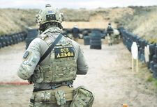 Russian FSB ALFA group back patch