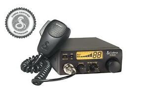 Cobra 19 DX IV Certified Refurbished Professional CB Radio Compact Jeep UTV