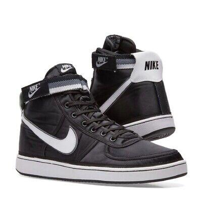 Nike Vandal High Supreme Black Sz 8