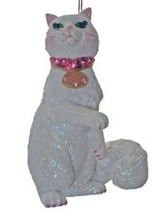 December-Diamonds-Ornament-GLAMMOUR-PUSS-Cat-Retired