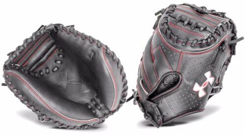 "Under Armour UA Deception 33.5/"" Men/'s Baseball Catchers Glove UACM-200"