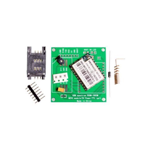 5Sets M590E GSM GPRS Module DIY Kits M590 GSM GPRS