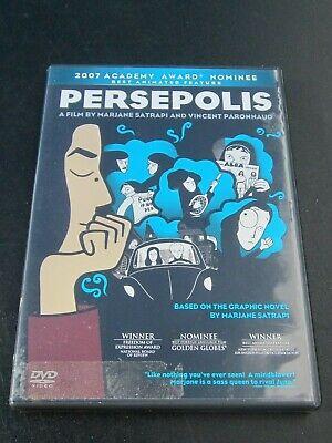 Persepolis Dvd 43396225251 Ebay
