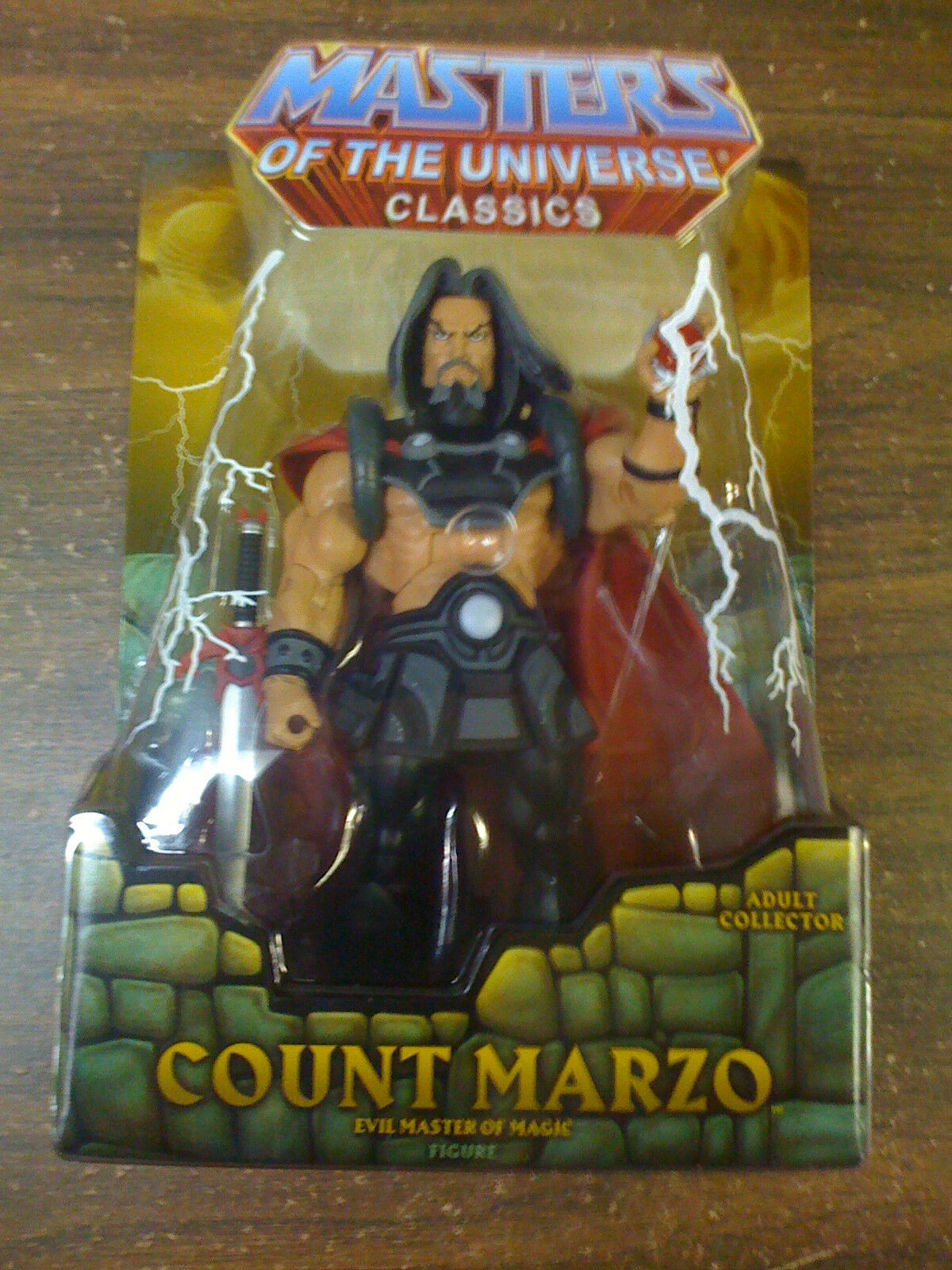 MOTU Classics Count Count Count Marzo NEW Ship  Worldwide ffb635