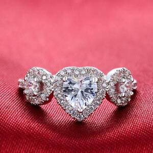 2016-Luxury-925-Silver-Plated-Heart-High-Quality-Cubic-Zirconia-Ring-6-7-8