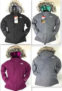 NEW GIRL'S THE NORTH FACE GREENLAND DOWN PARKA GOOSE DOWN ...