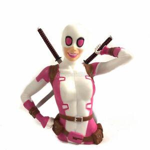 Gwenpool-Molded-Bust-Bank-Figure-Coin-Bank-Marvel-Universe