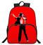 Hot  Michael Jackson Kids School Bags for Teenager Backpack Children Schoolbag