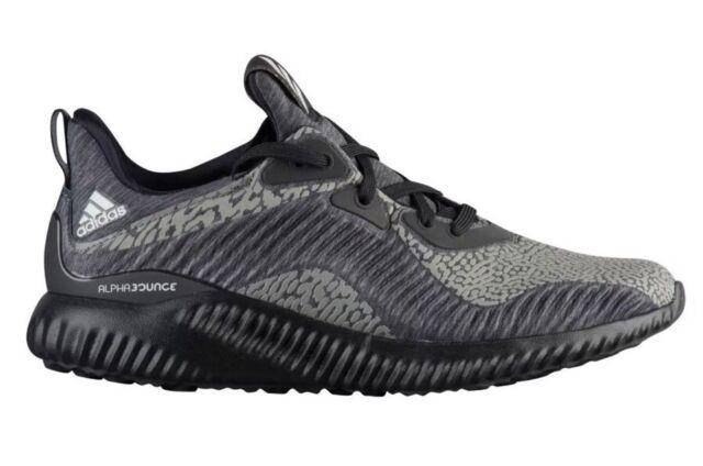 sports shoes 3cf78 834a8 adidas Alphabounce Boys Grade School Blackblack Da9704