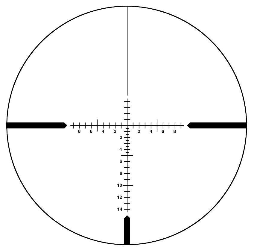 Optical Scope VOMZ Pilad 1250F SNR - extra Rare reticle.