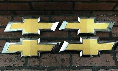 2016 Chevy Colorado Front Grille Bowtie Emblem GM # 22900420